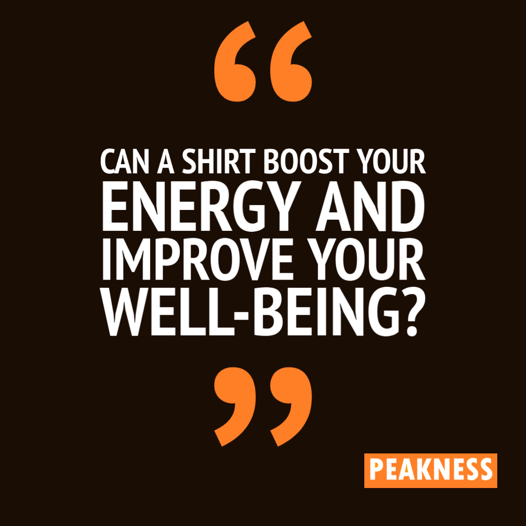 Peakness Improve well being
